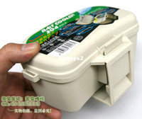 Dry fit 30 Spot Japan's exports Nereis box earthworms box maggots live bait box box box waist - Insulation fishing live bait box ice box 204