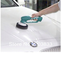 Wholesale New Protable in1 Electric Auto truck Buffer Polisher Cleaner Wax Brush cleaning