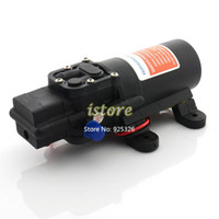 Wholesale 2014 New12 V Water Pressure Diaphragm PUMP High PSI L MIN Caravan Boat RV Dropshipping TK1023