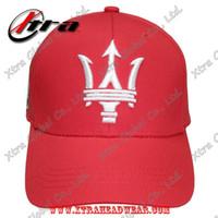 brand baseball cap - High quality cotton baseball cap MASERATT Racing cap FLEXFIT CAP BRAND CAR CAP