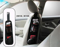 Wholesale NEW Car AUTO Seat Back Tidy Organiser Holder Carrying Multi Pocket Storage Bag