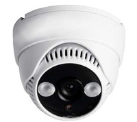 Cheap sony CCD security surveillance CCTV camera double array infrared light HD lens