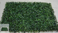 Wholesale 25pcs Artificial plastic boxwood mat cm cm LLY346