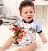 Wholesale 2014 boy s bodysuit Jumping Beans Baby Shortalls Romper Baby One pieces Clothes Toddler Overalls Newborn shortalls Babywear M713H