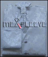 Wholesale Mens xs xl evening wear VEST tuxedo style