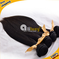 Human Hair Hair Extension Yes hot selling product , 100% chinese virgin hair, straight pattern comes with the natural colur, can be dyed and bleach, 2pcs lot