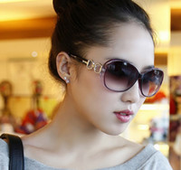 Wholesale 2014 New Women Sunglasses Jade Crystal Textured The Gradient Sunglasses Sunglasses Frog Mirror