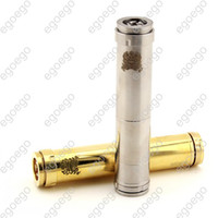 Cheap Mechanical Chiyou Mod Clone Mod kit for 18350 18650 battery stainless steel VS King MOD Bagua Hammer Nemesis Kayfun Electronic Cigarette DHL