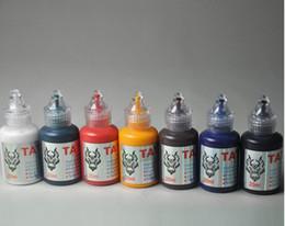 Wholesale P002 tattoo pigment tattoo ink tattoo pigment tattoo ink ml