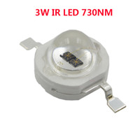 Wholesale 1W w IR led nm infrared high power LED bead for led plant grow light source