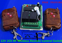 Wholesale V Ch Wireless Remote Control Receiver Momentary Switch Remote Control MHZ MHZ