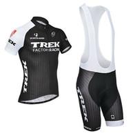 Wholesale 2014 Cycling clothing And Cycling Bib Shorts Sets Cycling bicycle bike jersey and Cycling bib Shorts Sets spring black
