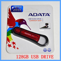 No USB 2.0 Metal ADATA S007 A-DATA S 007 DHL EMS Free Champions Swivel USB 2.0 Flash Drive Sticks Drives Disks Pendrives Thumbdrives