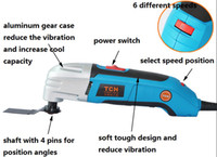 Wholesale 300w RENOVATOR multimaster tool OSCILLATING TOOLS Multi master Oscillating Tool with one set blade saw freely