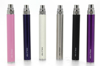 Wholesale Top quality Ego C twist Ego c Twist Variable Voltage battery Adjustable E Cigarette Battery mah mah mah fit CE4 CE5 clearomizers