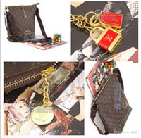 Wholesale 2013 fashion brand designer handbags women s brand bag Bags fashion bag for women bucket messenger b