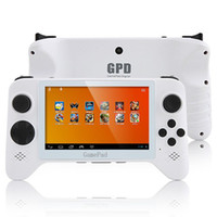 Wholesale Game Pad GPD G5A Quad Core RK3188 Ghz Game Tablet PC Inch Screen Android HDMI GB RAM RAM GB ROM