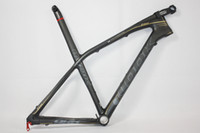 Carbon Fibre frame carbon - New LOOK E Post Carbon MTB Frame Carbon Mountain Bike Frame with STEM er mtb er Mountain Bicycle Frame carbon mtb frame