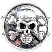 al por mayor joyería de esqueleto metálico-A20183 pedazos de metal esqueléticos personalizados aptos para noosa joyas OEMODM bienvenida