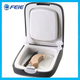 Wholesale CE FDA approved High Quality Digital BTE Hearing Aids Sound Amplifier Free Fast Shipping RS A
