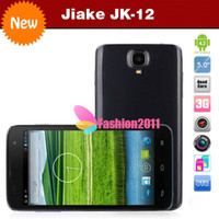 JIAKE JK12 MTK6582 Quad Core 1. 3GHz 5. 0 inch IPS Capacitive ...