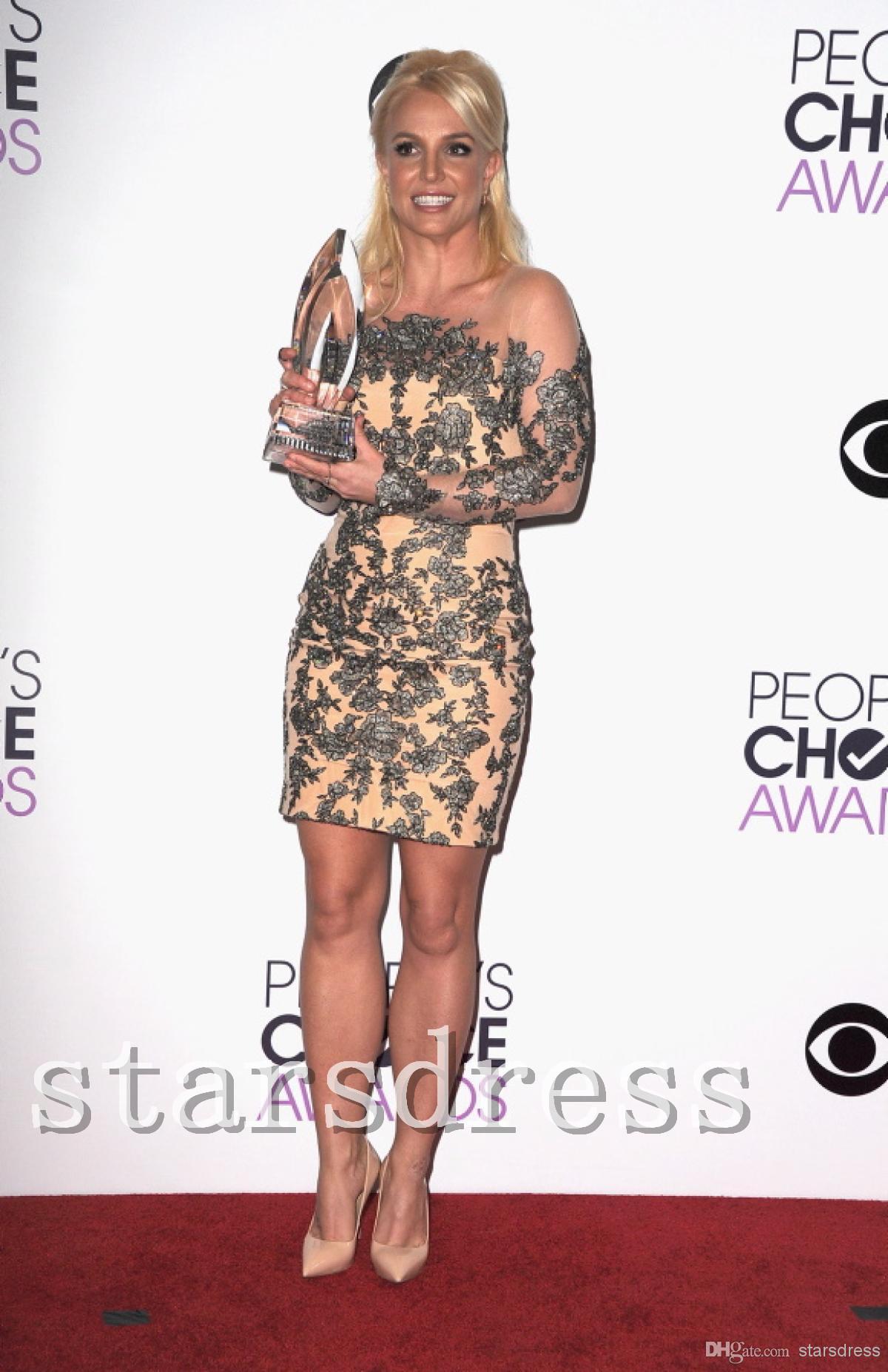 Britney Spears Short Wedding Dress – Fashion dresses