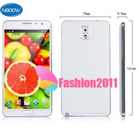 5. 5 inch N900W 5MP Dual camera phone MTK6582 Quad core Dual ...