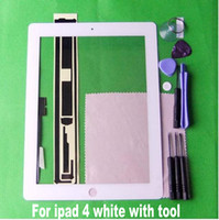Wholesale New Touch Screen Digitizer for Apple iPad White Digitizer