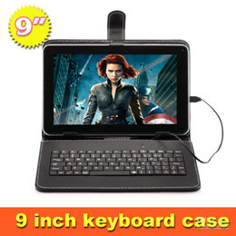 Wholesale iRULU Inch Tablet PC A33 Quadcore Android Tablets GB MB Bluetooth GMS Passed Android Tablets Bundle quot Leather Keyboard Case