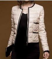 Wholesale Genuine Leather Down Coat Sheepskin Jacket women Outdoors Coat M L XL XXL XXXL direct from manufacturer China