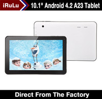 "Ship from USA! iRuLu 10"" 10. 1"" Inch Android 4. 2 A2..."