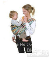Wholesale Please Leave color and size for us Top baby sling from newborn use advanced and care design baby bag baby carrier