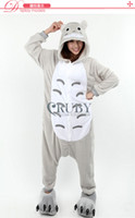 Regular Women Robe Kigurumi Pajamas All in One Pyjamas Animal suits Cosplay Costume Adult Coral Fleece Cut Sea Lion Cartoon Animal Onesie For Adult