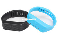 Wholesale Fitbit Flex Wireless Activity Sleep Tracker Wristband Pedometer Black Blue