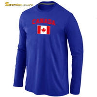 Ice Hockey Men Full 2014 Canada Olympics Jerseys! New Arrival Mens Blue Brand Embroidery Logo Hockey Jersey with Best Style Jerseys in Stock!