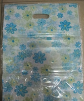 Wholesale Design Gift Carrier Bags Plastic Shopping Gift Packing Bags