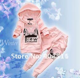 Wholesale 4sets colors kids sport wear Baby Clothing Set girls sport suit Baby Clothes Baby Garment Sport Suit Fashion Butterfly Set