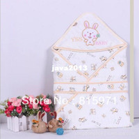 Babies Animal Unisex Free shipping soft cotton baby swadding small children animal blanket baby quilt wholesale 6026