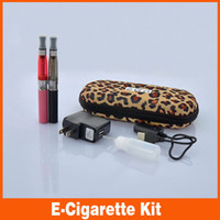 Cheap Double electronic cigarette Best Colorful Metal starter kit