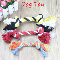 Wholesale Dog toy pet cotton rope toys pet Chew toys pet products dog products