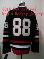 Wholesale 2014 Stadium Series Blackhawks Jonathan Toews Black Men s Hockey Jerseys Fashion Brand Name Hockey Uniforms Cheap Stitched Jerseys Sale