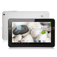 Wholesale Big Promotion Inch Dual Core Tablet PC With HDMI Dual Camera Android ATM7021 Ghz MB RAM GB WIFI Video Chat MID
