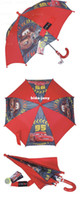 Unisex semi automatic - Brand new long handle semi automatic kids umbrella safe children s umbrella for sale