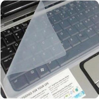 Wholesale Universal Notebook Computer Keyboard PC Silicon Protective Film Stickers laptop Keyboards waterproof skin case Membrane
