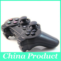 Wholesale Sensitive Bluetooth Wireless Controller Game Controller Joysticks for SONY PS3 Available Real SixAxis Factory Sale DHL Free