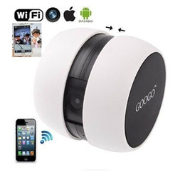 Googo Wifi Camera No need Router Wireless Portable Baby Monitor P2P CHATTING SECURITY MONITOR&WEBCAMERA for IOS Android System
