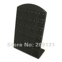 Jewelry Boxes   2PCS 24 Pairs Jewelry earing displays stand,+free shipping