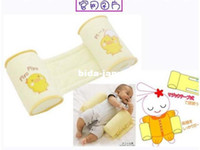 Wholesale Baby Toddler Safe Cotton Anti Roll Pillow Sleep Head Positioner Anti rollover amp