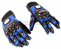 Wholesale Colors D Motorcycle Bike Accessories Parts Bike Bicycle Full Finger Protective Gear Racing Gloves