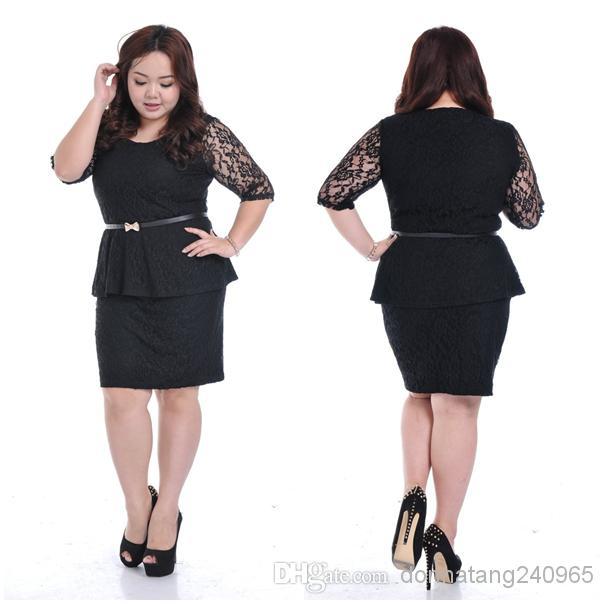 Dresses Fat Women Promotion-Shop for Promotional Dresses Fat Women